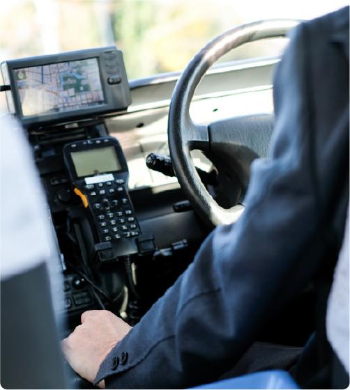 タクシー乗務員の人材紹介イメージ