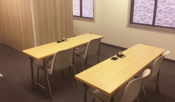 兵庫営業所のオフィス写真